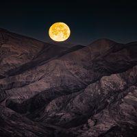 Moonset - Richard Handler