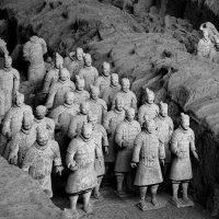 Terracotta Warriers - Howard Hunt