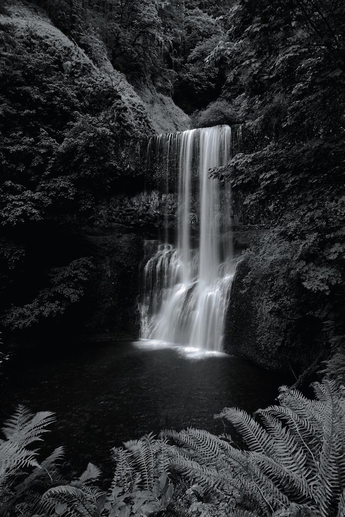 Upper North Silver Falls - Richard Krieger