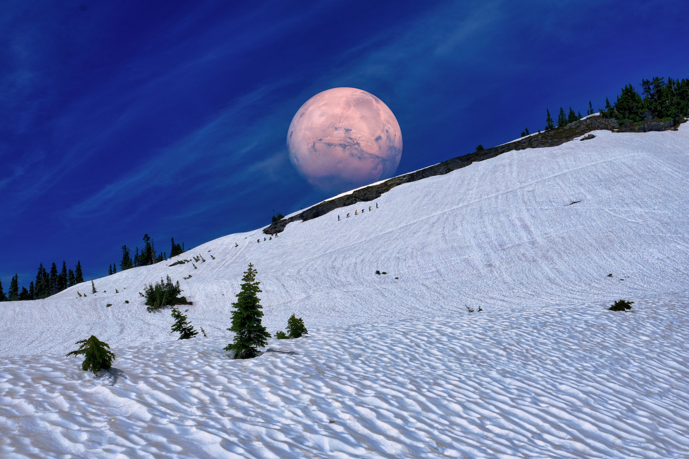 Bad Moon Rising - Richard Krieger