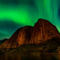 Northern Lights In Lofotens - Gary Hill